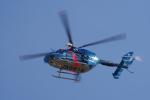 yabyanさんが、名古屋飛行場で撮影した愛知県警察 BK117C-1の航空フォト(写真)