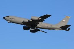 マリオ先輩さんが、横田基地で撮影したアメリカ空軍 KC-135R Stratotanker (717-148)の航空フォト(飛行機 写真・画像)