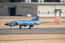 なごやんさんが、名古屋飛行場で撮影した航空自衛隊 RF-4E Phantom IIの航空フォト(飛行機 写真・画像)