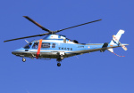 RA-86141さんが、名古屋飛行場で撮影した宮城県警察 A109E Powerの航空フォト(写真)