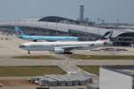 職業旅人さんが、関西国際空港で撮影したキャセイパシフィック航空 A330-342の航空フォト(写真)
