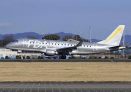 RA-86141さんが、名古屋飛行場で撮影したフジドリームエアラインズ ERJ-170-200 (ERJ-175STD)の航空フォト(飛行機 写真・画像)