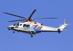 RA-86141さんが、名古屋飛行場で撮影した三井物産エアロスペース AW139の航空フォト(写真)