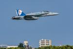 AREA884さんが、厚木飛行場で撮影したアメリカ海兵隊 F/A-18C Hornetの航空フォト(写真)