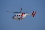 yabyanさんが、名古屋飛行場で撮影したカワサキヘリコプタシステム BK117C-1の航空フォト(飛行機 写真・画像)