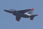 yabyanさんが、名古屋飛行場で撮影した航空自衛隊 T-4の航空フォト(飛行機 写真・画像)