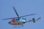 yabyanさんが、名古屋飛行場で撮影した愛知県警察 412EPの航空フォト(写真)