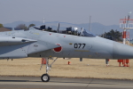 yabyanさんが、名古屋飛行場で撮影した航空自衛隊 F-15DJ Eagleの航空フォト(写真)