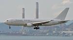 flytaka78さんが、香港国際空港で撮影したダイナミック・エアウェイズ 767-233の航空フォト(写真)