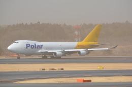 LEGACY-747さんが、成田国際空港で撮影したポーラーエアカーゴ 747-46NF/SCDの航空フォト(写真)
