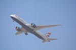 LEGACY-747さんが、成田国際空港で撮影したブリティッシュ・エアウェイズ 787-9の航空フォト(飛行機 写真・画像)