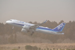 LEGACY-747さんが、成田国際空港で撮影した全日空 A320-271Nの航空フォト(飛行機 写真・画像)