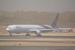 LEGACY-747さんが、成田国際空港で撮影したタイ国際航空 777-3D7の航空フォト(写真)