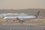 LEGACY-747さんが、成田国際空港で撮影したスカンジナビア航空 A340-313Xの航空フォト(写真)