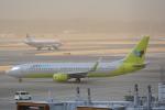 LEGACY-747さんが、成田国際空港で撮影したジンエアー 737-86Nの航空フォト(写真)
