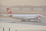LEGACY-747さんが、成田国際空港で撮影したスイスインターナショナルエアラインズ A340-313の航空フォト(飛行機 写真・画像)