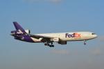LEGACY-747さんが、成田国際空港で撮影したフェデックス・エクスプレス MD-11Fの航空フォト(写真)