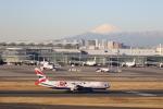 buntaroさんが、羽田空港で撮影したブリティッシュ・エアウェイズ 777-236/ERの航空フォト(写真)