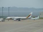 ukokkeiさんが、中部国際空港で撮影したエア・ジンバブエ 767-2N0/ERの航空フォト(写真)