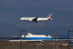 T.Sazenさんが、関西国際空港で撮影したエールフランス航空 777-228/ERの航空フォト(写真)
