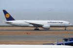 中部国際空港 - Chubu Centrair International Airport [NGO/RJGG]で撮影されたルフトハンザ・カーゴ - Lufthansa Cargo [LH/GEC]の航空機写真