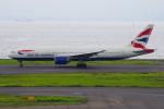 PASSENGERさんが、羽田空港で撮影したブリティッシュ・エアウェイズ 777-236/ERの航空フォト(写真)
