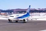 delawakaさんが、女満別空港で撮影したANAウイングス 737-5L9の航空フォト(飛行機 写真・画像)