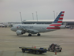 しかばねさんが、インディアナポリス国際空港で撮影したアメリカン航空 A319-112の航空フォト(飛行機 写真・画像)