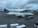 FlyHideさんが、トキュメン国際空港で撮影したコパ航空コロンビア ERJ-190-100 IGW (ERJ-190AR)の航空フォト(写真)