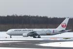 ATOMさんが、新千歳空港で撮影した日本航空 767-346/ERの航空フォト(写真)