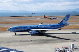 yabyanさんが、中部国際空港で撮影したエティハド航空 A330-243の航空フォト(写真)