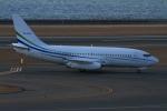 Bulu minさんが、中部国際空港で撮影したジェット・コネクションズ 737-2V6/Advの航空フォト(写真)