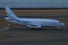 Bulu minさんが、中部国際空港で撮影したジェット・コネクションズ 737-2V6/Advの航空フォト(飛行機 写真・画像)