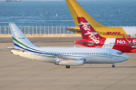 なごやんさんが、中部国際空港で撮影したジェット・コネクションズ 737-2V6/Advの航空フォト(写真)