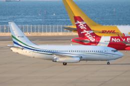なごやんさんが、中部国際空港で撮影したジェット・コネクションズ 737-2V6/Advの航空フォト(飛行機 写真・画像)