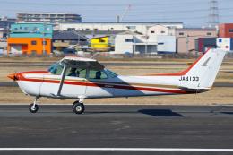航空フォト:JA4133 ちくぎんリース 172
