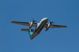 ころちゃんさんが、福岡空港で撮影したオリエンタルエアブリッジ DHC-8-201Q Dash 8の航空フォト(飛行機 写真・画像)