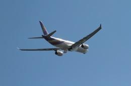 ころちゃんさんが、福岡空港で撮影したタイ国際航空 A330-343Xの航空フォト(飛行機 写真・画像)