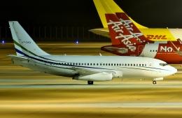 SKY TEAM B-6053さんが、中部国際空港で撮影したジェット・コネクションズ 737-2V6/Advの航空フォト(飛行機 写真・画像)