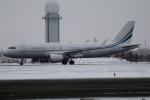 北の熊さんが、新千歳空港で撮影したプライム・エイビエーション A320-214X CJ Prestigeの航空フォト(写真)