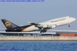 Chofu Spotter Ariaさんが、関西国際空港で撮影したUPS航空 747-45E(BDSF)の航空フォト(写真)