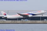 Chofu Spotter Ariaさんが、関西国際空港で撮影したマレーシア航空 A330-323Xの航空フォト(飛行機 写真・画像)