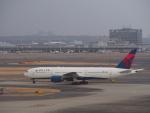 空港快速さんが、羽田空港で撮影したデルタ航空 777-232/ERの航空フォト(写真)