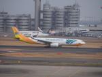 空港快速さんが、羽田空港で撮影したセブパシフィック航空 A330-343Eの航空フォト(写真)