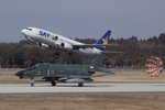 Scotchさんが、茨城空港で撮影した航空自衛隊 RF-4EJ Phantom IIの航空フォト(飛行機 写真・画像)