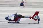 reonさんが、名古屋飛行場で撮影した北國新聞社 EC135T2の航空フォト(写真)