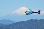 mojioさんが、静岡空港で撮影した中日新聞社 EC135P2の航空フォト(飛行機 写真・画像)