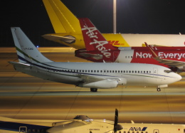 おぎしんさんが、中部国際空港で撮影したジェット・コネクションズ 737-2V6/Advの航空フォト(飛行機 写真・画像)