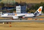 あしゅーさんが、福岡空港で撮影したジェットスター・ジャパン A320-232の航空フォト(飛行機 写真・画像)
