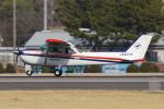 yabyanさんが、名古屋飛行場で撮影した中日本航空 172P Skyhawk IIの航空フォト(写真)